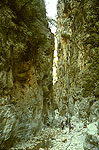 "The ""IGates"" in the gorge of Samaria"